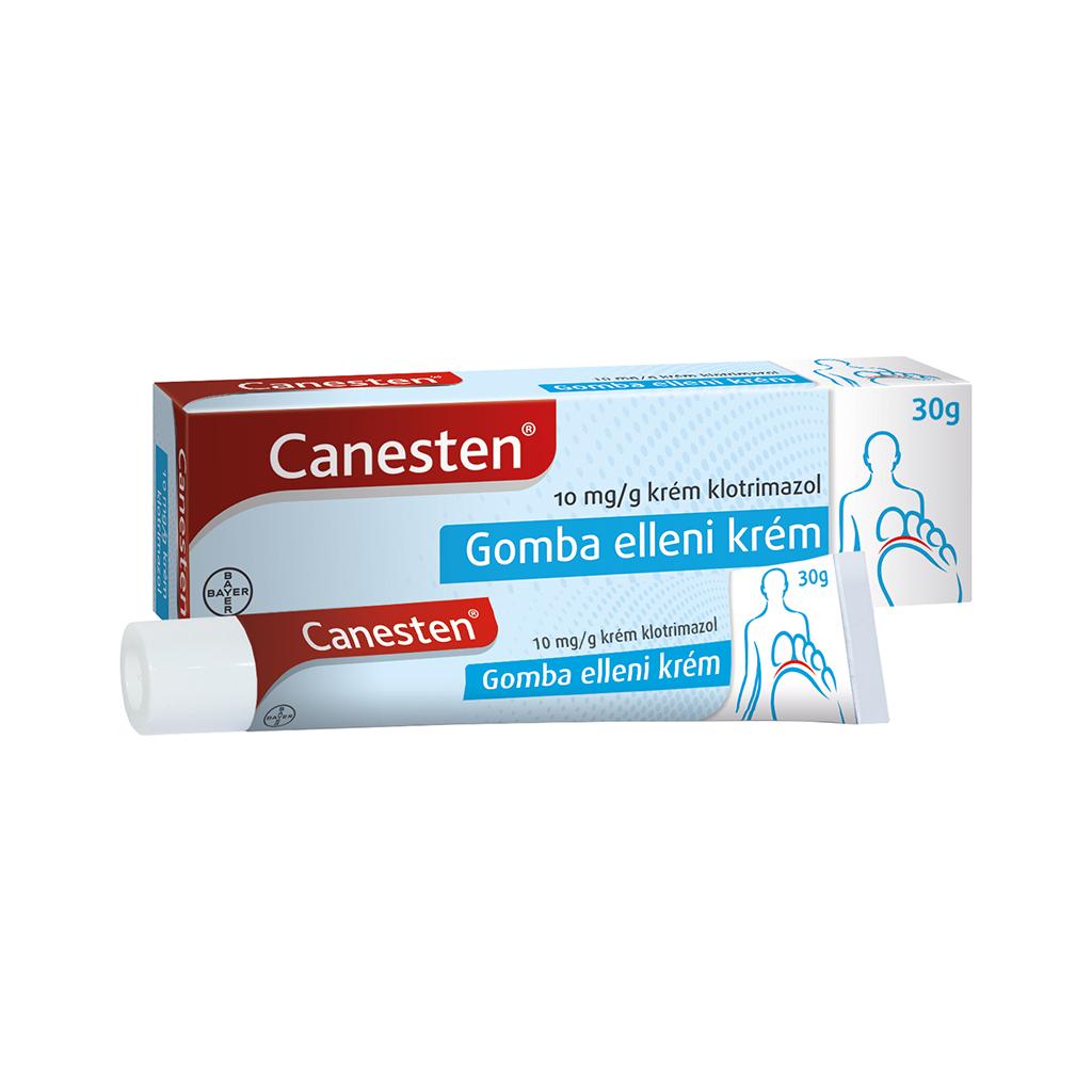 CANESTEN 10 mg/g krйm (20g)