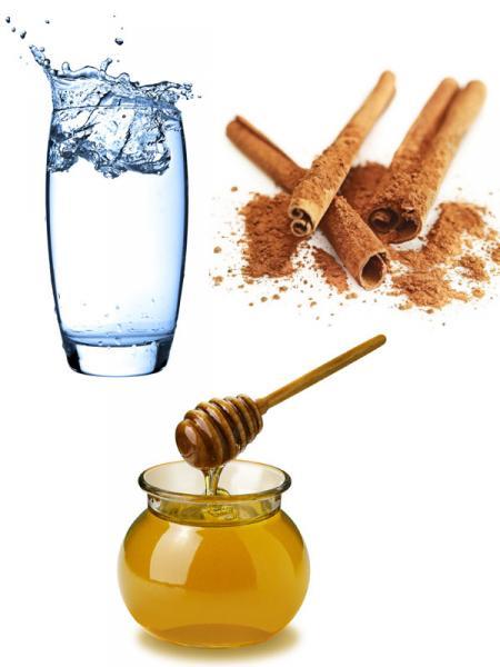 Méz fahéjjal pikkelysömör ellen