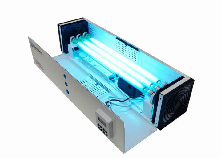 kvarc pikkelysömör gyógyító lámpa