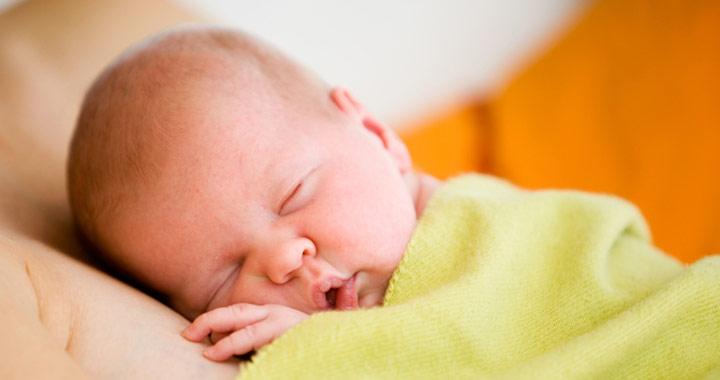 Kiütések a babán